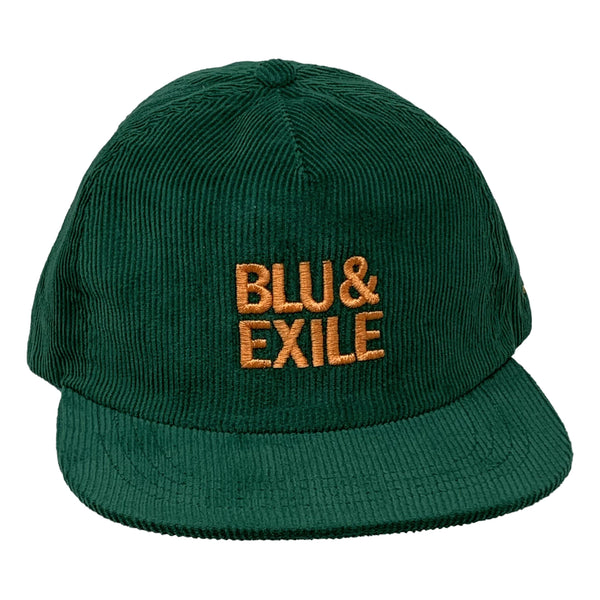 Blu & Exile - 2 Live Crew (Green Hat With Orange Letters) Dirty Science