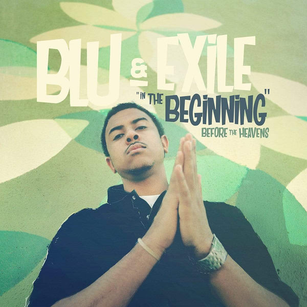 Blu & Exile - In The Beginning: Before The Heavens (2xLP - Black Vinyl) Dirty Science/Fat Beats