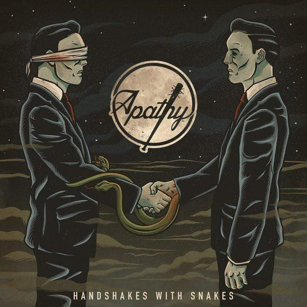 Apathy - Handshakes With Snakes (2xLP) Dirty Version Records
