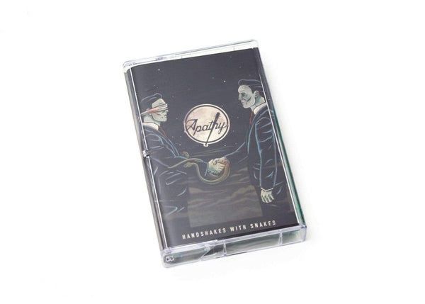 Apathy - Handshakes With Snakes (Cassette) Dirty Version Records