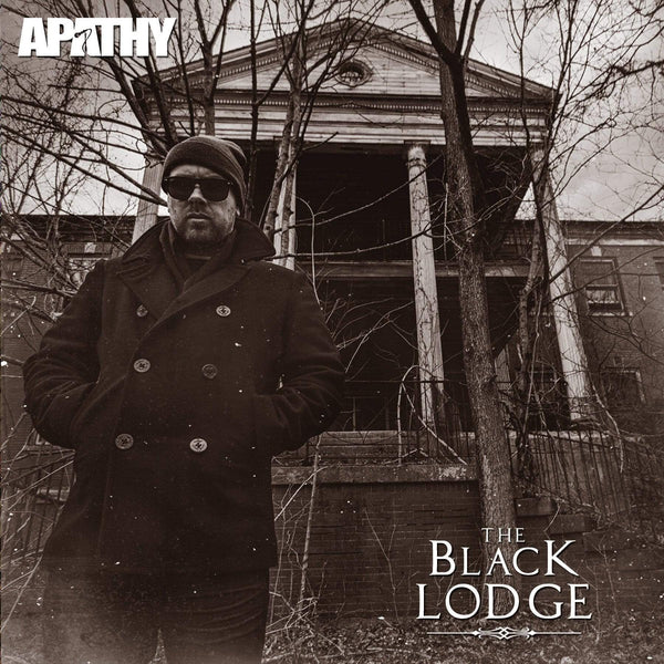 Apathy - The Black Lodge (2xCD) Dirty Version Records
