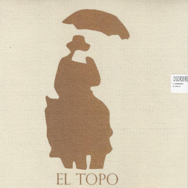 Alejandro Jodorowsky - El Topo: Original Soundtrack (LP - Custom Silkscreened Jacket) Disordered