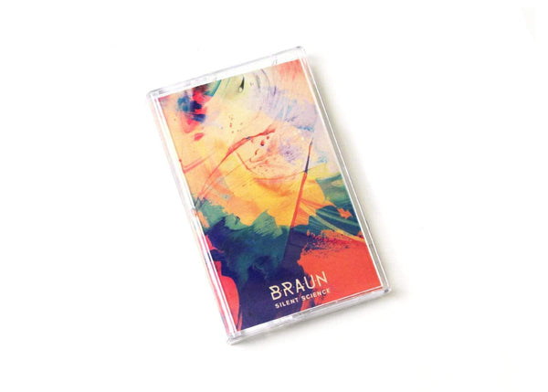 B•R•A•U•N - Silent Science (Cassette) Diving Bell