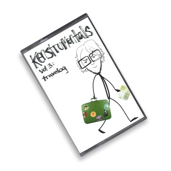 Kenny Segal - Kenstrumentals Vol. 3: Travelog (Cassette) Dome Of Doom