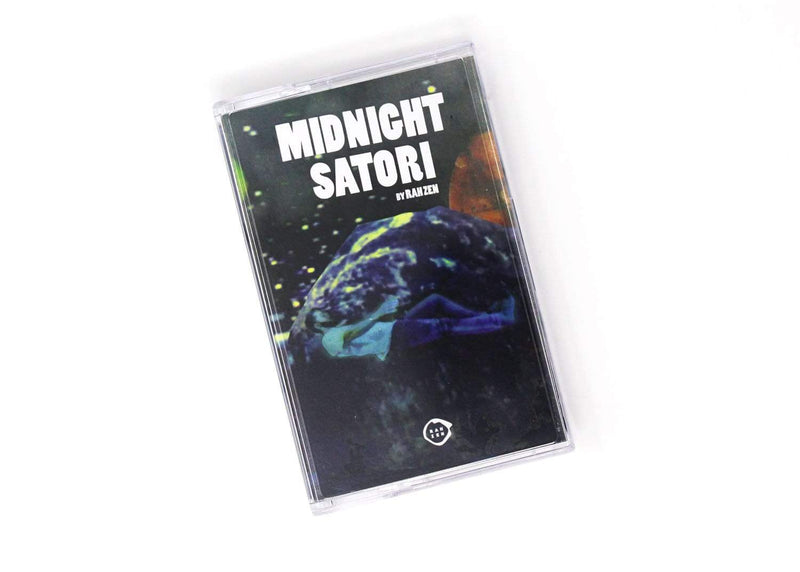 Rah Zen - Midnight Satori (Cassette) Dome Of Doom