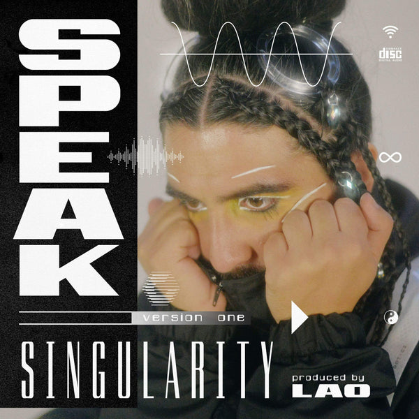 Speak - Singularity (LP) Dome Of Doom