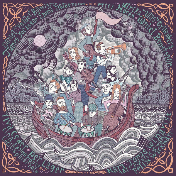 James Yorkston & The Second Hand Orchestra - The Wide Wide River (CD) Domino Record Co.