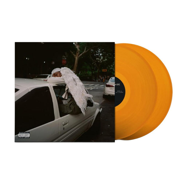 Blood Orange - Negro Swan (2xLP - Indie-Exclusive Orange Vinyl) Domino Records