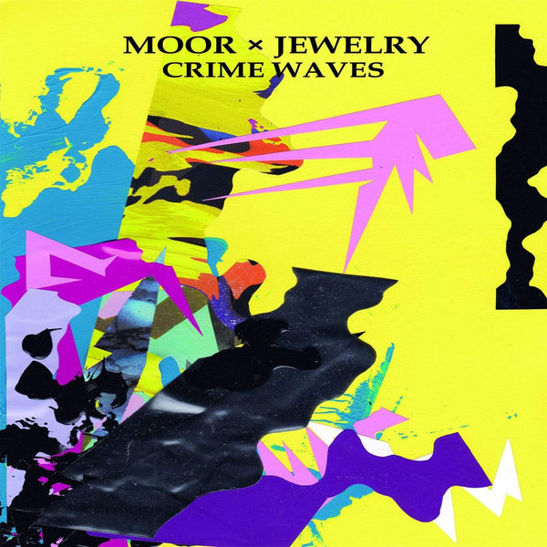 Moor Mother - Moor x Jewelry: Crime Waves (LP) Don Giovanni