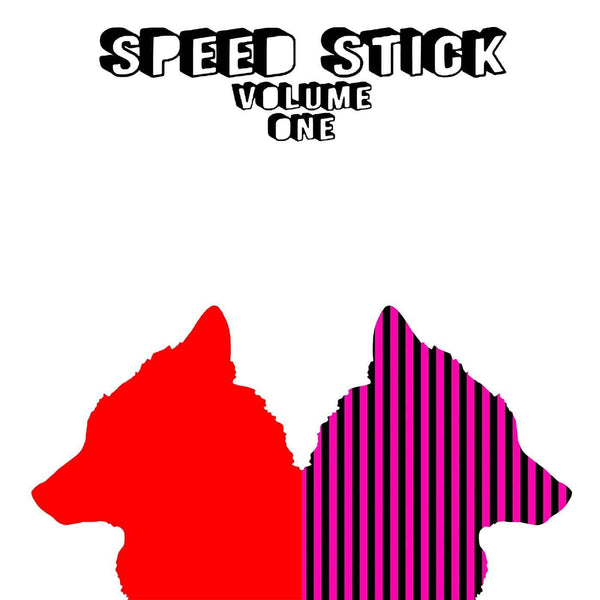 Speed Stick - Volume One (LP - CLEAR VINYL) Don Giovanni
