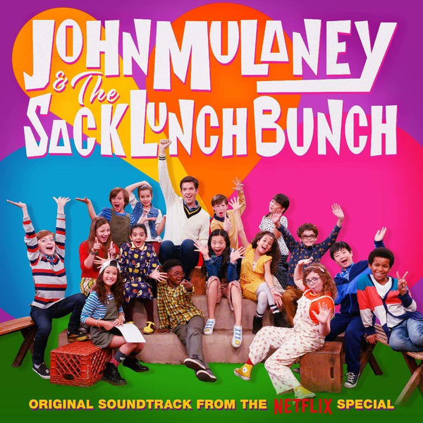John Mulaney & The Sack Lunch Bunch - Original Soundtrack Recording (LP) Drag City