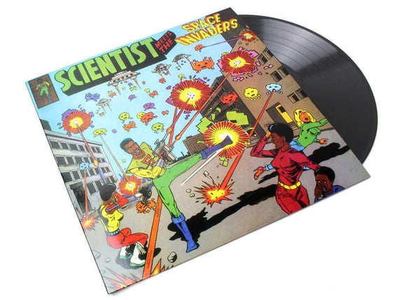 Scientist - Meets the Space Invaders (LP) Dub Mir