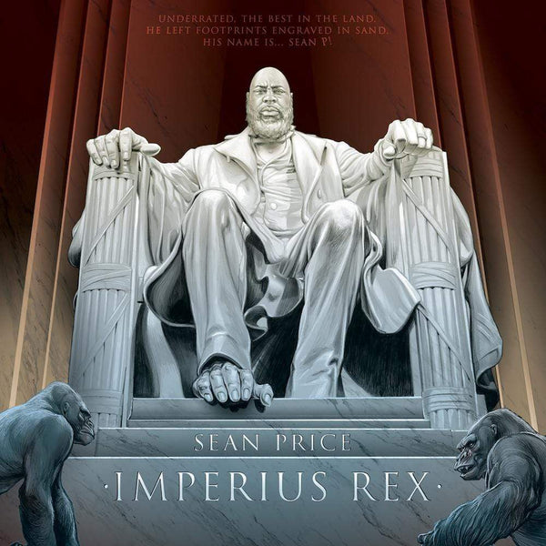 Sean Price - Imperius Rex (2xLP - Marble Gray Vinyl) Duck Down Music