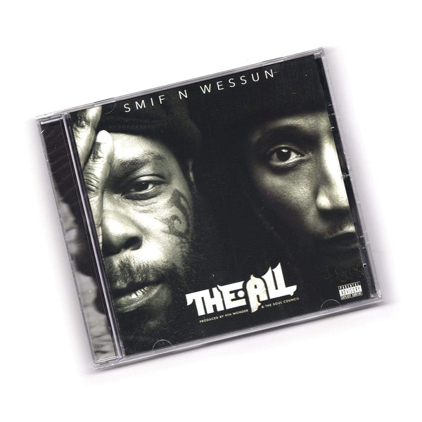 Smif N Wessun - The All (CD) Duck Down Music