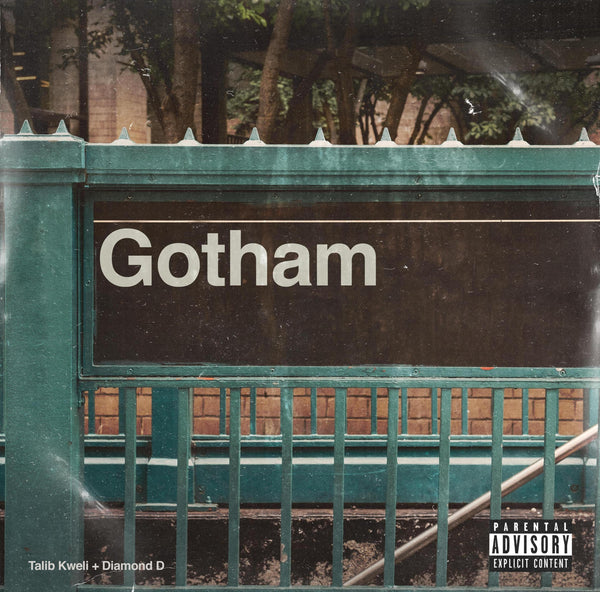 Gotham (Talib Kweli & Diamond D) - Gotham [LP] Dymond Mine Records