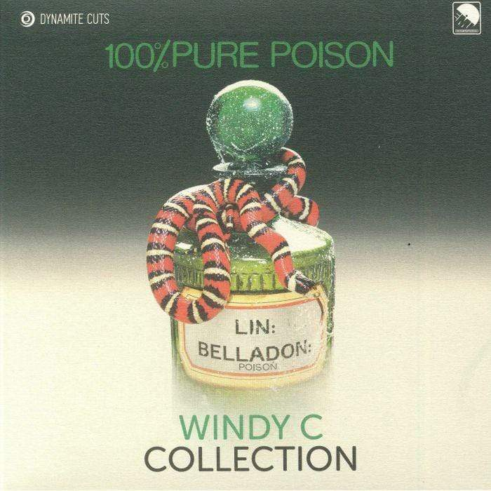 100% Pure Poison - Windy C Collection (2x7'' - Import) Dynamite Cuts