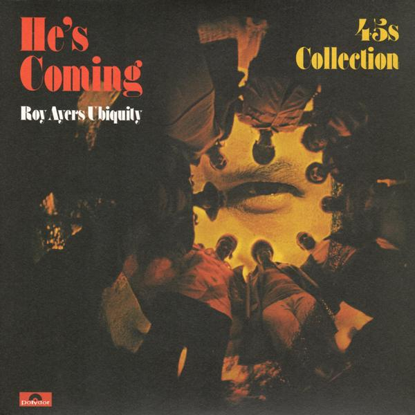 Roy Ayers Ubiquity - He's Coming 45s Collection (2x7'' - Import) Dynamite Cuts