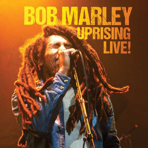 Bob Marley - Uprising Live! Live From Westfalenhallen, 1980 (3xLP - Orange Vinyl) Eagle Rock Entertainment