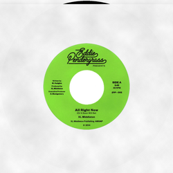 "XL Middleton - All Right Now b/w Back To LA (7"") Default Eddie Pendergrass Presents"