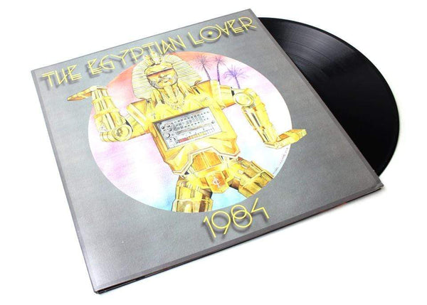 Egyptian Lover ‎- 1984 (2xLP - Gatefold) Egyptian Empire Records