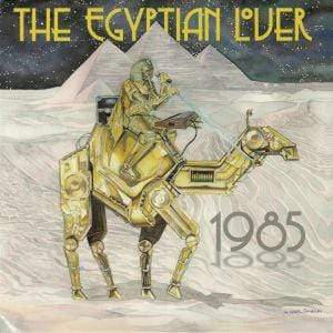 Egyptian Lover - 1985 (2xLP) Egyptian Empire Records