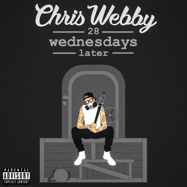 Chris Webby - 28 Wednesdays Later (CD) EightyHD