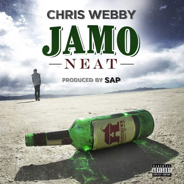 Chris Webby - Jamo Neat (CD) EightyHD