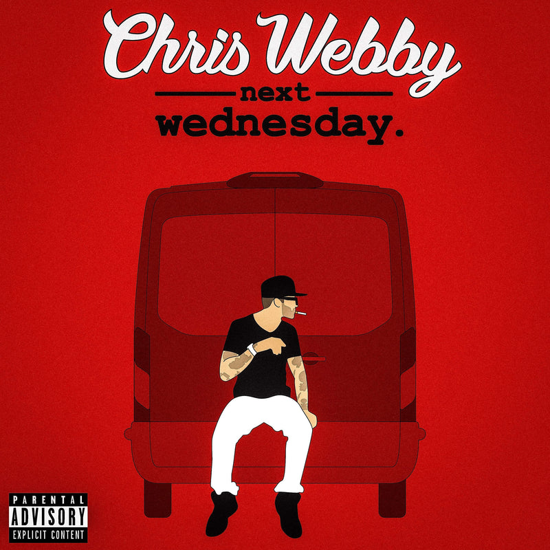 Chris Webby - Next Wednesday (2xLP) EightyHD