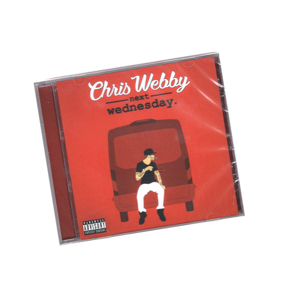 Chris Webby - Next Wednesday (CD) EightyHD