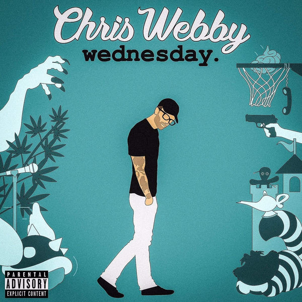 Chris Webby - Wednesday (2xLP) EightyHD