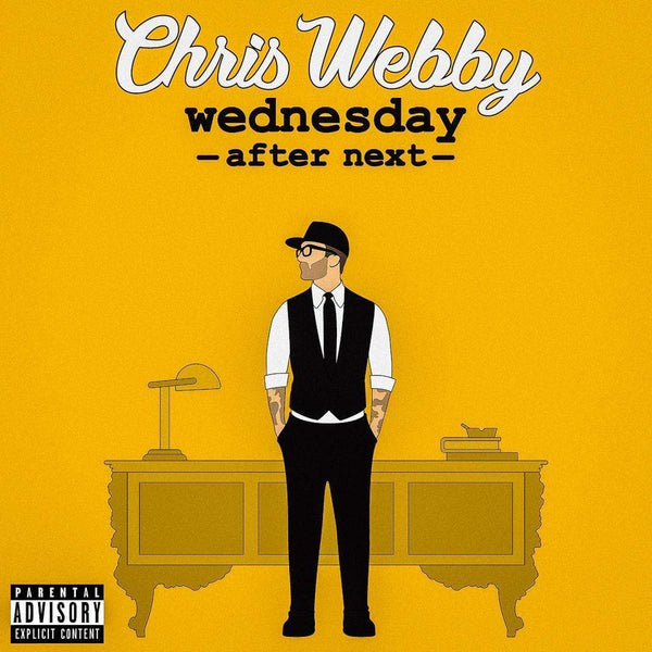 Chris Webby - Wednesday After Next (2xLP) EightyHD