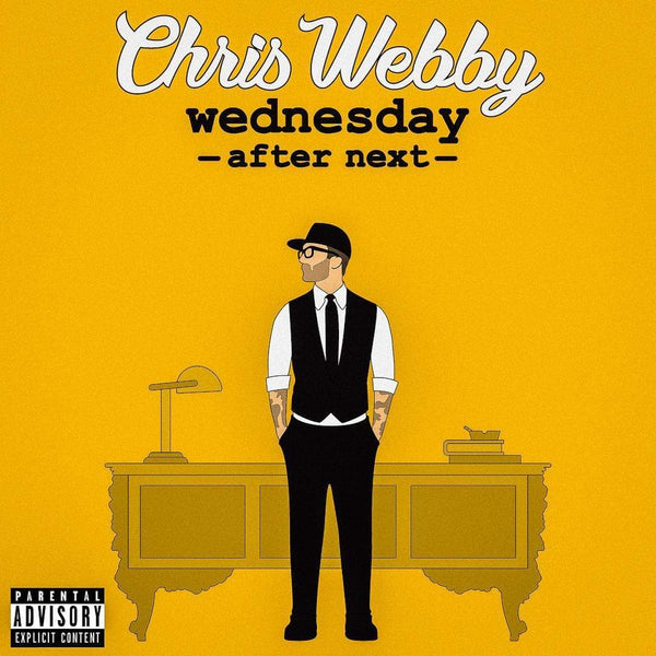 Chris Webby - Wednesday After Next (CD) EightyHD