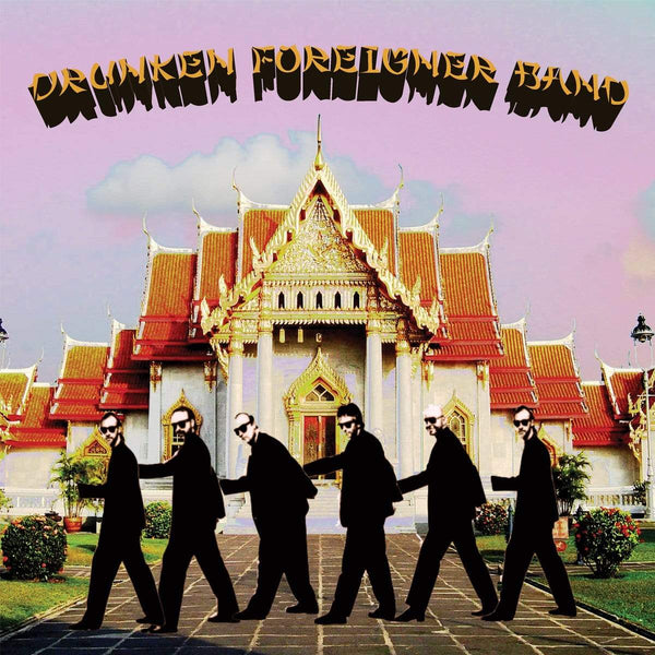 Drunken Foreigner Band - White Guy Disease (LP) Electric Cowbell