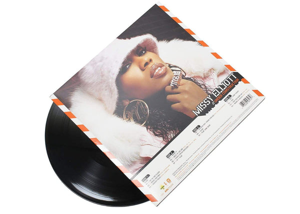 Missy Elliott ‎- Under Construction (2xLP) Elektra