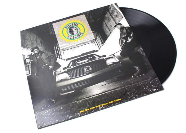Pete Rock & C.L. Smooth ‎- Mecca And The Soul Brother (2xLP) Elektra