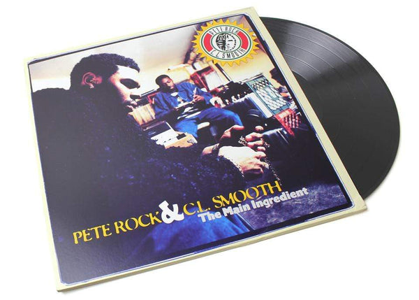 Pete Rock & C.L. Smooth - The Main Ingredient (2xLP) Elektra