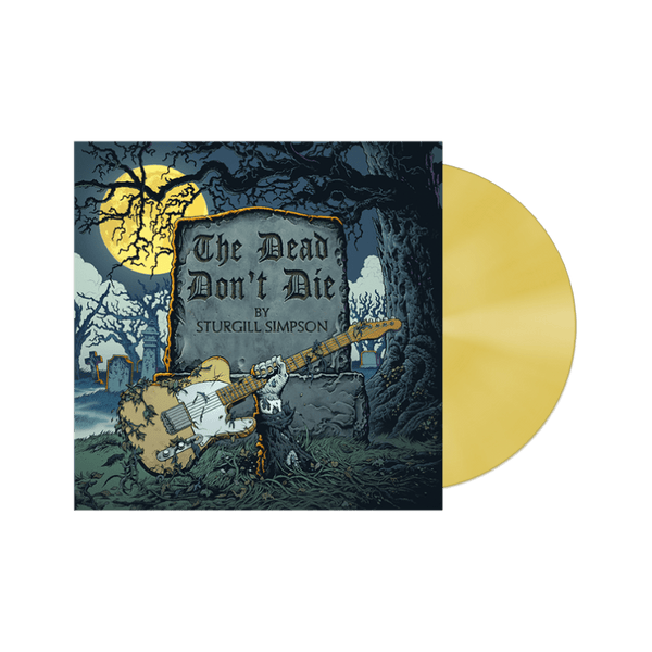 "Sturgill Simpson - The Dead Don't Die (7"" - Yellow Vinyl) Elektra"