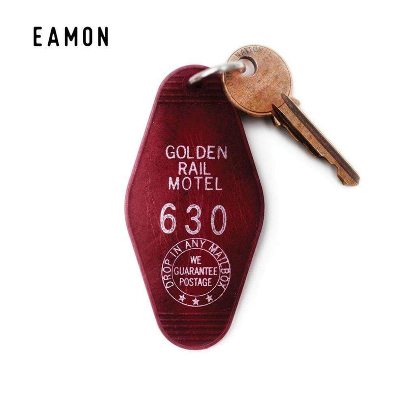 Eamon - Golden Rail Motel (CD) Enemy Soil