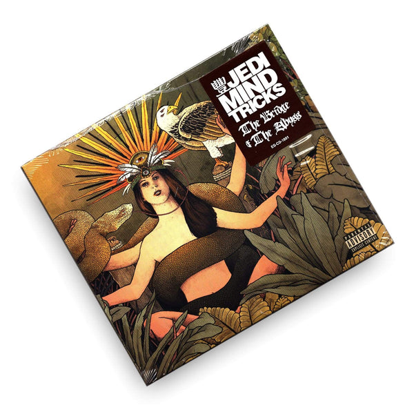 Jedi Mind Tricks - The Bridge and The Abyss (CD) Enemy Soil