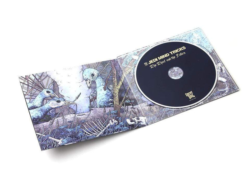 Jedi Mind Tricks - The Thief And The Fallen (CD) Enemy Soil