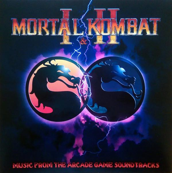 Dan Forden - Mortal Kombat I and II: Original Game Soundtrack (LP - Reptile Green/White Vinyl) Enjoy The Ride