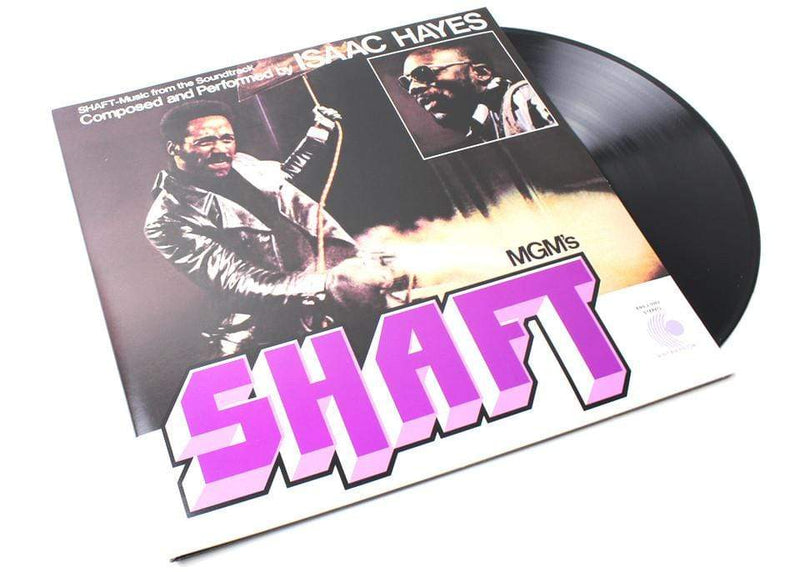 Isaac Hayes - Shaft: Music From The Soundtrack (2xLP) Enterprise