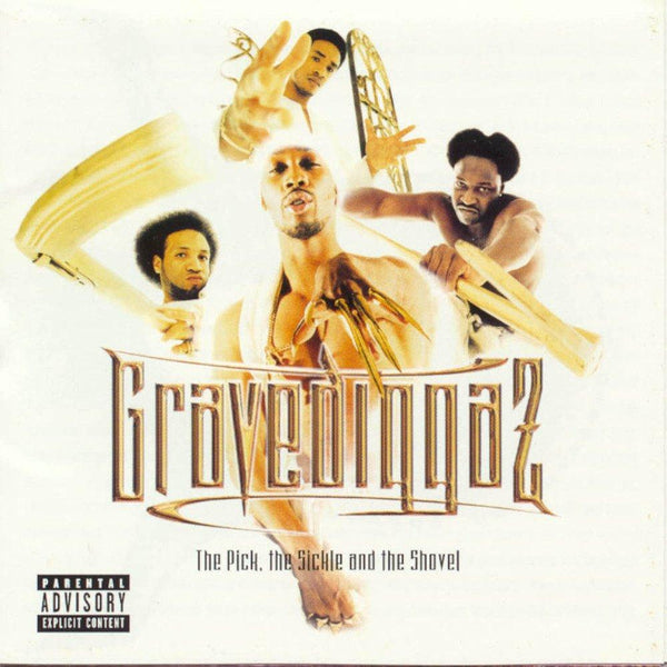 Gravediggaz - The Pick, The Sickle & The Shovel (2xLP - White Vinyl) eOne