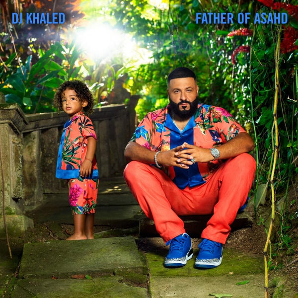 DJ Khaled - Father of Asahd (2xLP - 150 Gram Blue Vinyl) Epic