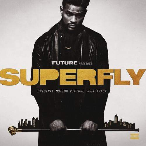 Future - Superfly (2xLP - Silver/Black/Gold Smoke Vinyl) Epic