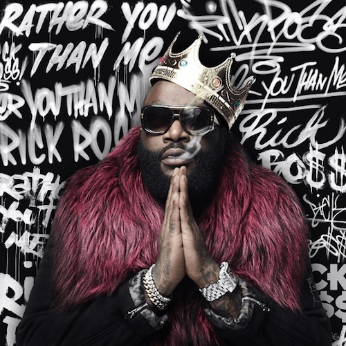 Rick Ross - Rather You Than Me (2xLP + Download Code) Epic