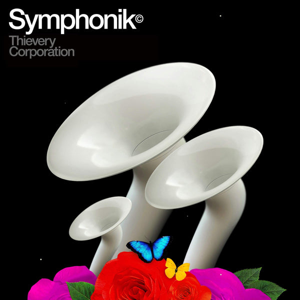 Thievery Corporation - Symphonik (CD) ESL Music