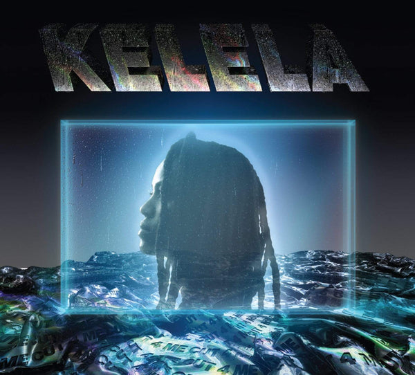 Kelela - Cut 4 Me (2xCD - Deluxe Edition) Fade to Mind