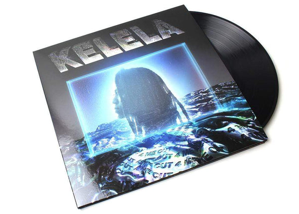 Kelela - Cut 4 Me (3xLP - Deluxe Edition + Download Card) Fade to Mind