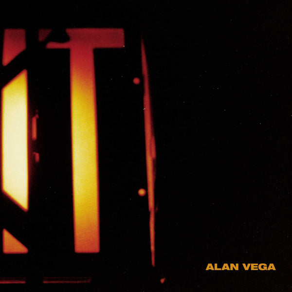 Alan Vega - IT (2xLP - Gatefold) Fader Label
